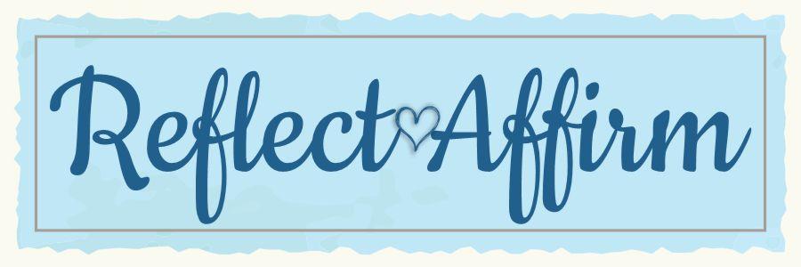 Reflect Affirm Logo
