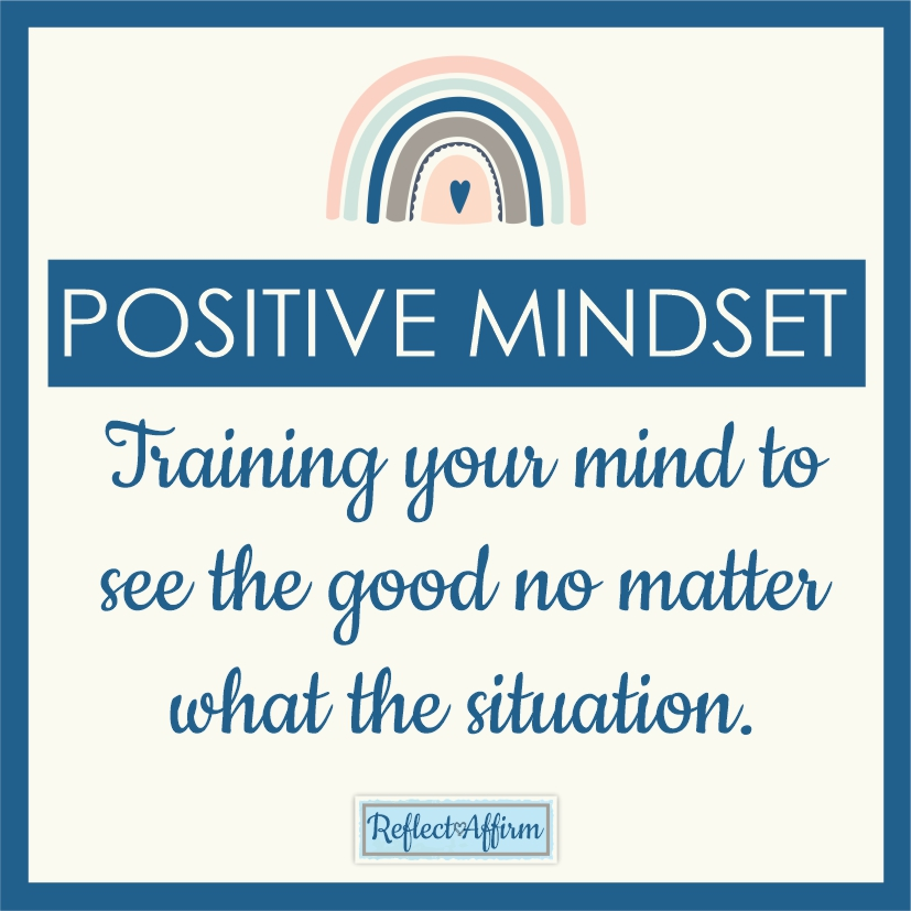 Positive mindset affirmations are among the most popular self-help techniques in the world. Slow down & turn your positive mindset on today.