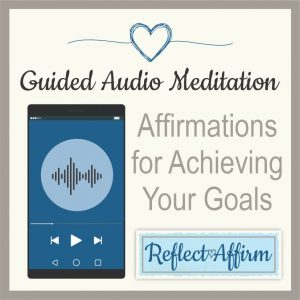 Use these audio affirmations for achieving your goals MP3 affirmations to master success and fulfilment in life, work, love, and your career.