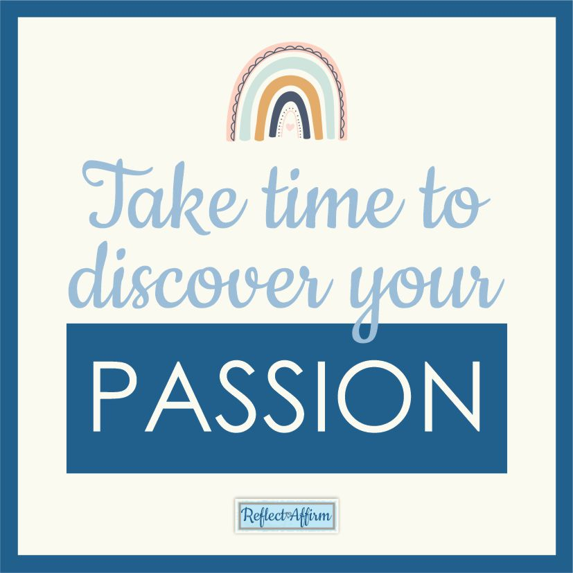 There is a big difference between finding passion and purpose. They are powerful emotions that can help to drive you forward in life.