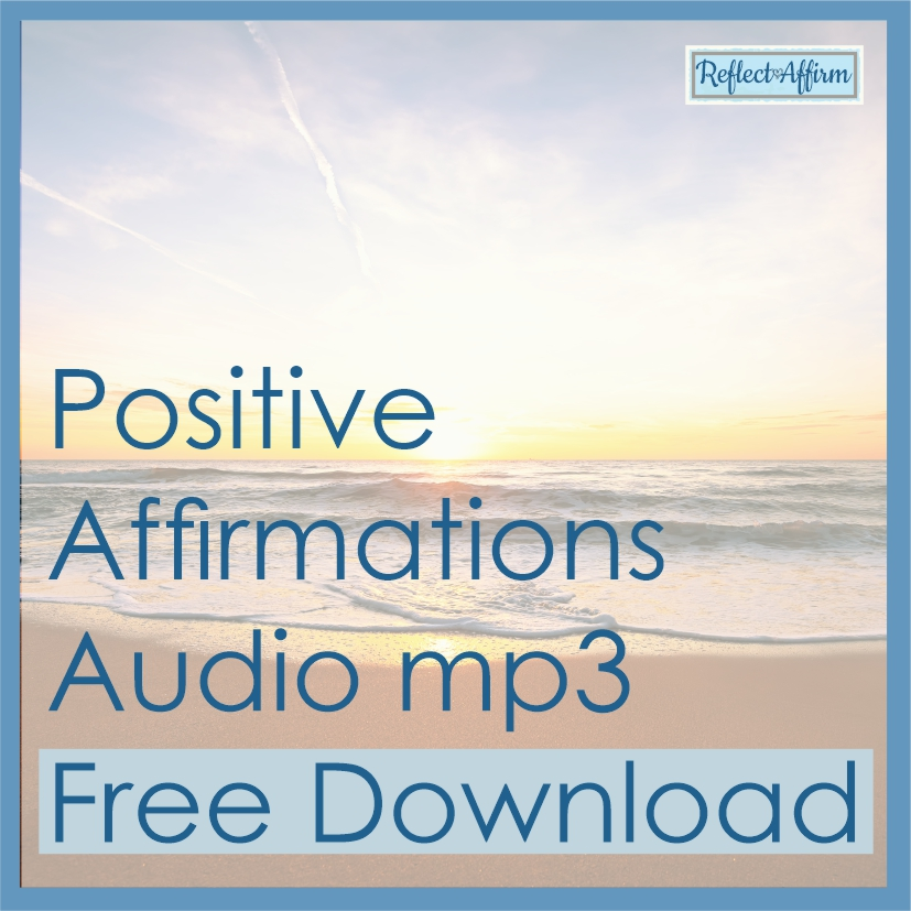 This positive affirmations audio mp3 free download can help you get started today to unlock your true potential.